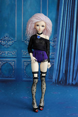 IMG_9267-1 (Elena_art) Tags: msd minifee mod chloe custom fairyland pastelgoth bjd etsy