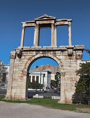 Arco de Adriano (vic_206) Tags: arcodeadriano atenas athens