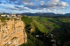 Ronda (loscar20) Tags: paisaje ronda nature landscape sony a6000 malaga spain andalucia green sky bluesky beautiful love mountain naturaleza naturallandscape sunset atardecer shadows countryside town village
