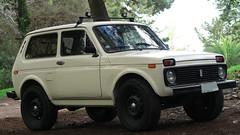 Lada Niva 1600 1988 (RL GNZLZ) Tags: ladaniva 4x4 lada niva2121 niva1600 16 1988