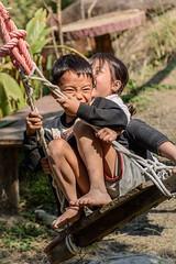 Happiness is everywhere (aurlien.leroch) Tags: vietnamese vietnam sapa nikon friends portrait nature asia asie happiness