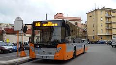 AMT 7023 (Lu_Pi) Tags: amt genova autobus bus menarinibus iia industriaitalianaautobus citymood citymood10 amtgenovalinea46 fieradisantagata deviazioni
