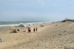 2017-08-14 (9) Assateague Island sand dunes and beach (JLeeFleenor) Tags: photos photography md maryland assateague island ponies sand sanddunes beach people ocean outside outdoors