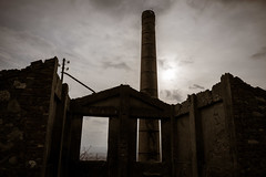 Marchino (-dubliner-) Tags: archeologiaindustriale chimney excementificiomarchino