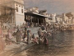 India series (Nick Kenrick.) Tags: hindu puja