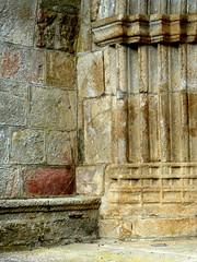 (MAGGY L) Tags: vieillespierres vieilleville architecture églises église détail