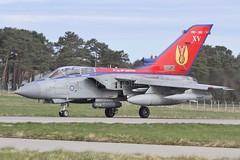 (scobie56) Tags: panavia tornado gr4 za461 xv squadron aim sure raf royal air force lossiemouth moray scotland