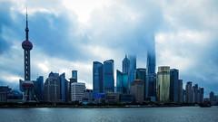 (seua_yai) Tags: asia china prc shanghai pudong skyline chinashanghai2018