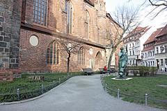 Nikolaikirche (gondolingirltravels) Tags: berlin germany city holiday deutschland europe history eu citybreak nikolaiviertel architecture