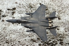 EAGLE FLIGHT (Dafydd RJ Phillips) Tags: ln311 lakenheath afb usaf usa united states america f15 f15e strike eagle low level fast jet wales