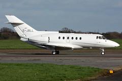 g-jbll h25b egkb (Terry Wade Aviation Photography) Tags: h25b egkb