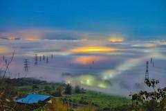 南投橫山 (bibi.barbie) Tags: taiwan 南投縣 南投市 橫山步道 雲 天空 雲海 琉璃光 風景