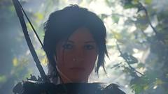 Shadow of the Tomb Raider (Matze H.) Tags: shadow tomb raider lara croft leaves light sun bow arrow hair face wallpaper screenshot 4k uhd hdr playstation 4 pro photo mode
