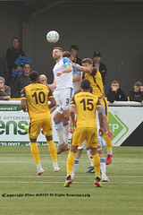 SUT_5097 (ollieGWK) Tags: sports football soccer sutton united v vs havent waterlooville league
