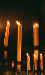 Fátima Shrine Candles (5)