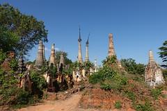 Nyaung Ohak pagodas, Inthein (22)