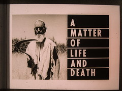 A Matter of Life and Death (foundin_a_attic) Tags: a matter life death the freedom from hunger campaign ffhc was an informationeducation initiative designed raise awareness problem malnutrition conceived by fao directorgeneral br sen possible solutions that