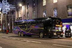 54250 YX65ZKK Stagecoach Bluebird (busmanscotland) Tags: 54250 yx65zkk stagecoach bluebird yx65 zkk volvo b11rt plaxton elite interdeck buchan link