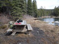 HBM Happy Bench Monday (davebloggs007) Tags: hbm happy bench monday kananaskis alberta canada