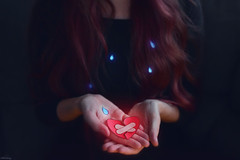 Heartbreak (Felicia Brenning) Tags: heartbreak heart broken drawing clipart tears bandaid plaster heal creativephotography creative photographyart artsy art artistic surreal surrealism surrealphotography surreality alphabetchallenge rosiehardychallenge nikon nikond5600 nikonphotography feliciabrenning flickr