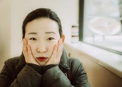 Window light (Arutemu) Tags: asian face female femaleportrait femme f28 sigma 2470 portrait woman girl 女 女性 女の人 乙女 美女 肖像 絵像 人像摄影 人間像 似顔 顔写真 顔 絵姿 絵 姿絵