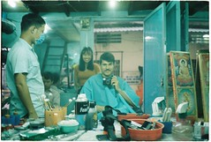(grousespouse) Tags: vietnam 35mm analog film autoboy sureshot canonautoboyii canonaf35mii analogue portrait indoors night fade grain kodakcolorplus200 asia saigon hochiminhcity hcmc colorfilm colourfilm croplab scanned grousespouse 2018