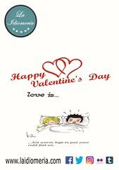 De una persona, de un animal, de una ciudad, de un trabajo o de la vida. Para todos los enamorados  #laidiomeria #idiomeria #amor #love #amore #valentinesday #sanvalentin #sanvalentino #loveis #kimcasali #amour #inlove (laidiomeria) Tags: amore amour love amor sanvalentin inlove sanvalentino idiomeria loveis kimcasali valentinesday laidiomeria