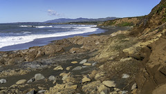 Rocky Shore V (Joe Josephs: 3,166,284 views - thank you) Tags: californiacoast californialandscape landscape landscapephotography pacificcoasthighway travel travelphotography westcoast californiatravel outdoorphotography beach californiabeach cambriacalifornia ocean seashore coastline rocks