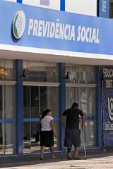 Fachada do Instituto Nacional do Seguro Social (INSS) (Senado Federal) Tags: bie inss previdênciasocial reformadaprevidência emendaconstitucional pec fachada pec2872016 brasília df brasil bra