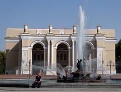 Tashkent (LeelooDallas) Tags: tashkent landscape dana iwachow dragoman overland silk road trip september 2018 urban capital city uzbekistan asia