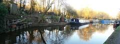 Grand Union Canal, Perivale (John Steedman) Tags: london uk unitedkingdom england イングランド 英格兰 greatbritain grandebretagne grossbritannien 大不列顛島 グレートブリテン島 英國 イギリス ロンドン 伦敦 capitalring grandunioncanal perivale
