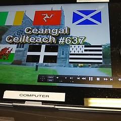 Ceangal Ceilteach 637 (kitkelt1) Tags: gaelg gàidhlig ceangalceilteach celtic cambridgecommunitytelevision brezhoneg cymraeg kernewek gaeilge