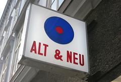 Alt & Neu (Don Claudio, Vienna) Tags: schallplatten teuchtler alt neu wien vienna vinyl schallplattenhandlung sammler antiquariat cd jazz pop klassik fundgrube