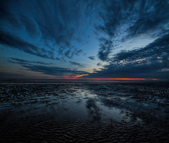 Moody Clouds @ Sunset (mliebenberg) Tags: sunset lythamstannes markliebenbergphotography fatherson fetch sunsets moodyclouds explore