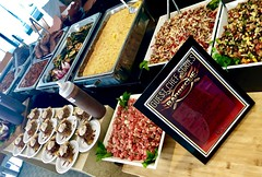 (cafe_services_inc) Tags: cafeservices corporatedining guestchef bbq citypoint chefpaul guestchefseries