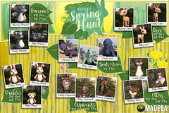 MadPea Spring Hunt - Say Hello to Our Animal Friends! (MadPea Productions) Tags: madpea productions madpeas spring hunt animals adorable fun excitement prize prizes collaborators collaborations decor decoration photography