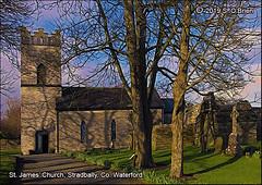 St. James' Church,  Stradbally, County Waterford. (mazurka666) Tags: stradbally countywaterford suirvalleyphotographicgroup nikond3200 seánobrien eaglaisnahéireann churchofireland stjameschurch antsráidbhaile irelandsancienteast contaephortláirge