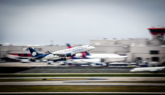 Full speed! (Rabican-BUSY) Tags: atlanta georgia airport aircraft panning fullspeed takeoff airportrun hotel busy hartsfieldjacksoninternationalairport aeromexico plane speed