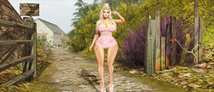 Private (Gabbi.Lexenstar) Tags: bed ice pink lingerie cabin wood curv lake kinky bdsm sexy blonde world naughty sweet cute barbie girls tease japan girl sex love lust naked breasts boobs curves curvy beauty babe life second virtual fun ass butt tattoo pose surf sign erotic hot mesh shorts heels poser country spring