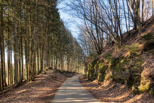 Traditional photo point on PC 12 near Eischen