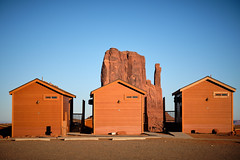 Rooms with a View (WayneG58) Tags: roadtrip winter buttes arizona navajo landscape cabins usa monumentvalley