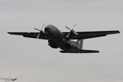 C-160D Transall LUFTWAFFE 50+67 Neubourg juin 2016 (Thibaud.S.) Tags: c160d transall luftwaffe 5067 neubourg juin 2016 60jahreluftwaffe