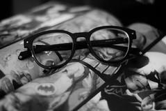 Glasses n' Batman Comics (KakaR2R) Tags: comics dc dccomics batman catwoman selinakyle brucewayne