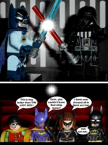 gotham city speed dating