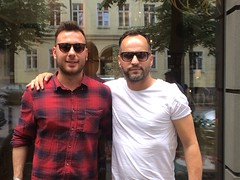 Takeoverees at Hotel Ultra, Berlin