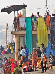 varanasi 2019 (gerben more) Tags: varanasi benares india colours colors people