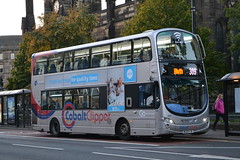Go North East 6101 NL63YJE (Will Swain) Tags: newcastle 6th october 2018 bus buses transport travel uk britain vehicle vehicles county country england english north east city go 6101 nl63yje