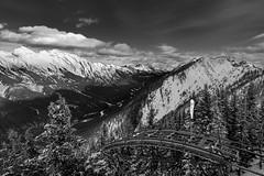 DSC_3112 (CEGPhotography) Tags: vacation travel canada banff mountains 2019 gondola banffgondola sulphurmountain banffnationalpark