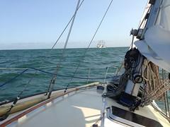 Reefed (shanahands2) Tags: sailing britonchance37 sailtrainer 3 mast lamanche
