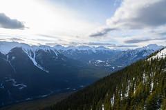 DSC_3058 (CEGPhotography) Tags: vacation travel canada banff mountains 2019 gondola banffgondola sulphurmountain banffnationalpark